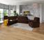 Sessel Queenline A 94x96x92cm - Schwarz/Teakfarben, KONVENTIONELL, Holz/Holzwerkstoff (94/96/92cm) - James Wood