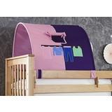Tunnelset 2er Lila/ Rosa - Lila/Rosa, Design, Textil (180/13/16cm)