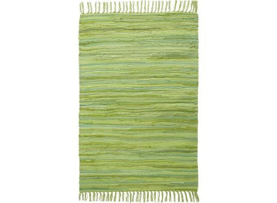 Hadrový Koberec Tonal - zelená, Lifestyle, textil (60/120cm) - Mömax modern living