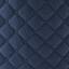 Taburet Joris - modrá, Moderný, drevo/textil (45/41cm) - Modern Living
