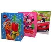 Geschenktasche Disney Weihnachten - Basics, Papier (26/33/10cm) - Disney