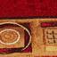 Läufer Vitali 67x300 cm - Rot, KONVENTIONELL, Textil (67/300cm) - Ombra