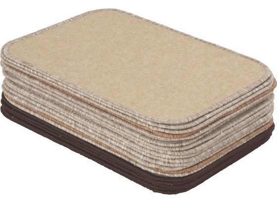 Tuftteppich Gekettelt - KONVENTIONELL, Textil (50/100cm) - Ombra