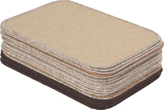 Tuftteppich Gekettelt - KONVENTIONELL, Textil (50/100cm)