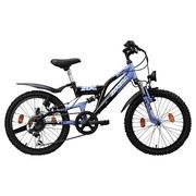 Kinderfahrrad Kinder-Mtb 20'' Zodiac 630k - Blau, Basics, Metall (180/70/80cm)