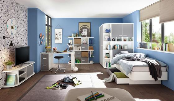 Funktionale und coole Einrichtung fürs Jugendzimmer