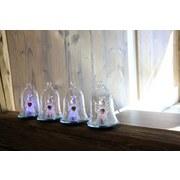 LED-Dekoleuchte Dilara - Klar/Transparent, ROMANTIK / LANDHAUS, Glas (5,5/8cm) - James Wood