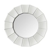 Wandspiegel Rund Amun Silberfarben - Silberfarben, Basics, Glas/Metall (60cm)