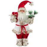 Weihnachtsmann Martinus - Rot/Weiß, MODERN, Kunststoff (22/17/45cm) - Luca Bessoni