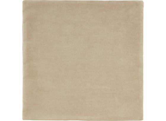 Povlak Na Polštář Marit - pískové barvy, textil (40/40cm) - Mömax modern living