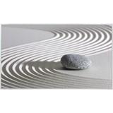 Infrarot-Heizpaneel Infrarotheizung - Weiß/Grau, Trend, Metall (100/60/2cm)