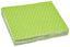 Servítky Mini Dots - biela/zelená, papier (33/33cm)