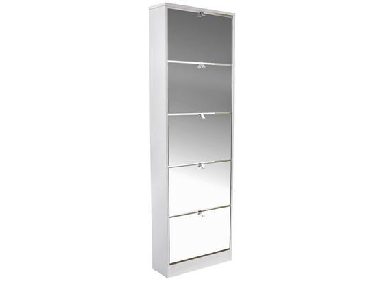 326469f98fcf2 Skrinka Na Topánky Sg 15-2 - biela, Moderný, kompozitné drevo (58