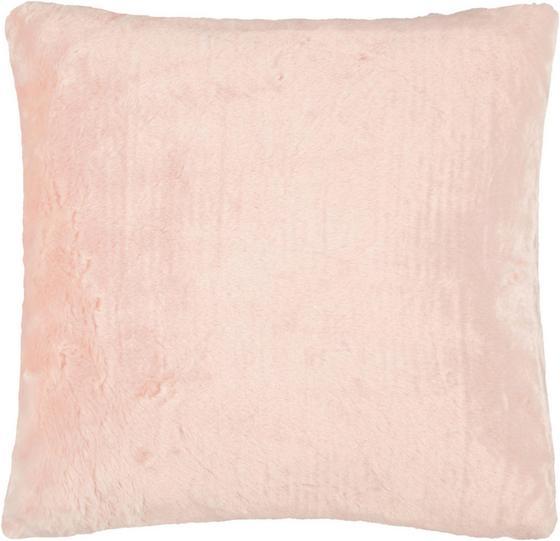 Polštář Ozdobný Rabbit - růžová, textilie (45/45cm) - Mömax modern living