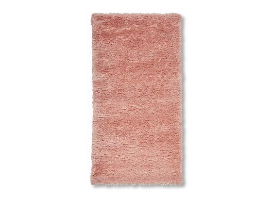 Webteppich Alexandra - Rosa, Basics, Textil (080/150cm) - Luca Bessoni