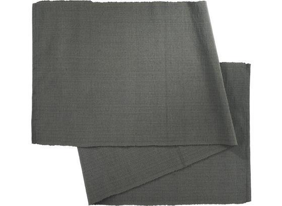 Obrus Behúň Maren - antracitová, textil (40X/150cm) - Mömax modern living