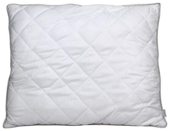 Kopfpolster Sanitized 70x90 cm - Weiß, KONVENTIONELL, Textil (70/90cm) - Primatex