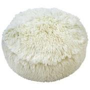 Zierkissen Carina 30x10 cm - Weiß, MODERN, Textil (30/10cm) - Luca Bessoni