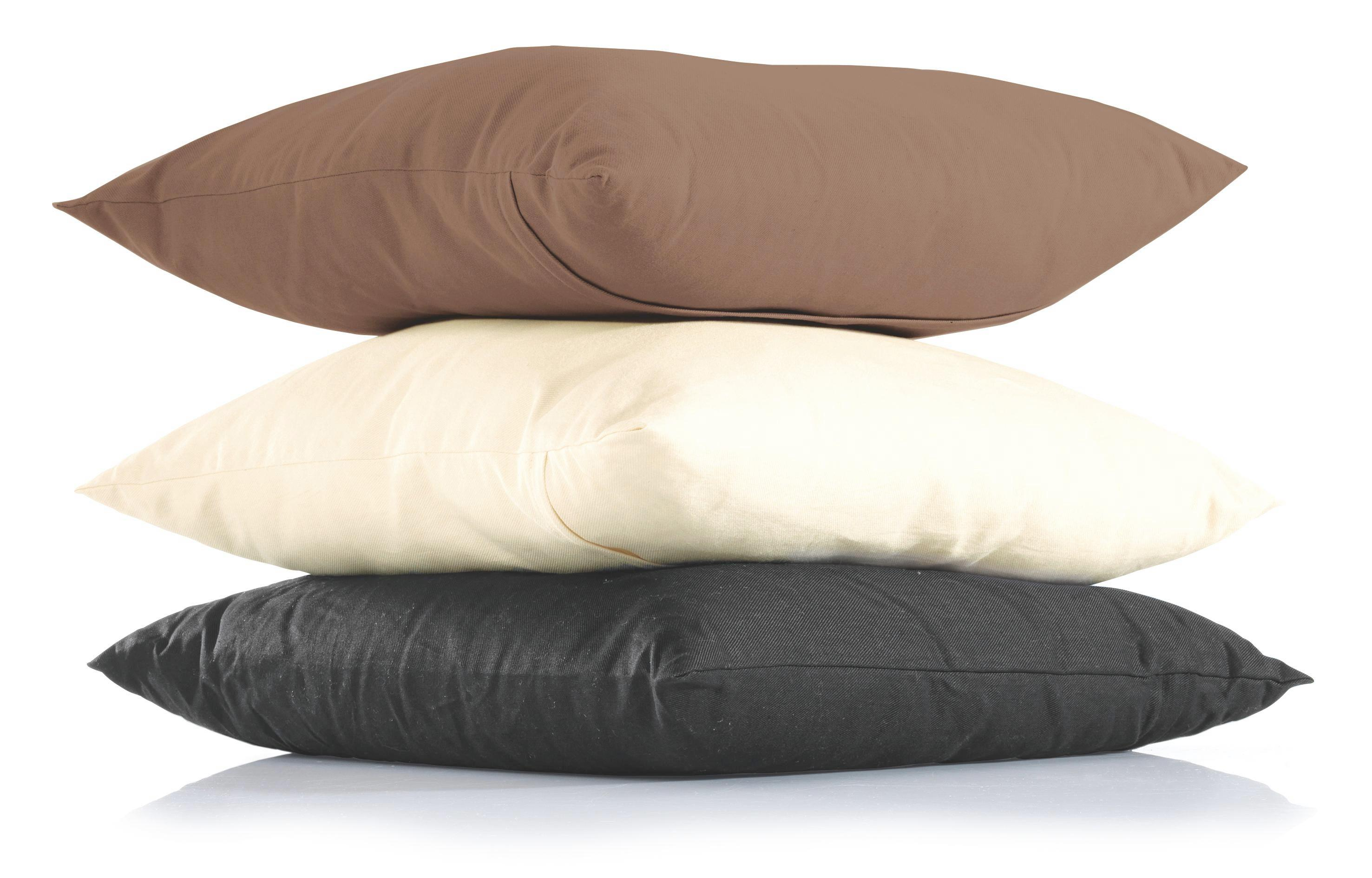 Polštář Ozdobný Zippmex  -based-top- - černá, textil (50/50cm) - BASED