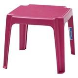 Kinder-Gartentisch Pink - Pink, KONVENTIONELL, Kunststoff (49/41/49cm) - OMBRA