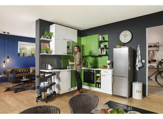 Vstavaná Kuchyňa Pn 80 - Basics (185/200cm)