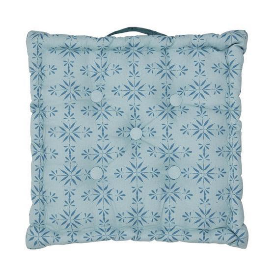 Polštář Agnes - modrá, Moderní, textil (40/40/8cm) - Mömax modern living