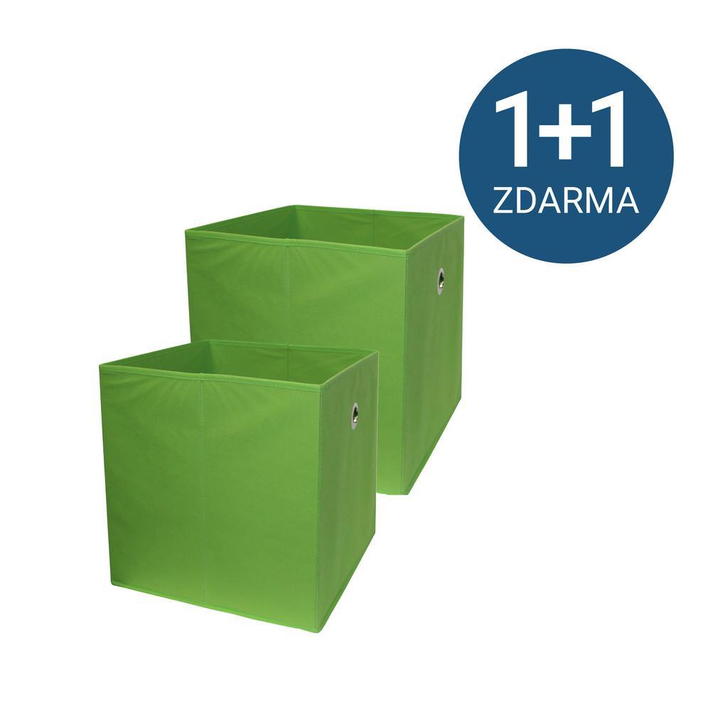 skládací krabice Cubi 1+1 zdarma (1*kus=2 Produkty)
