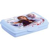 Jausenbox Olek Frozen Deco-clickbox Mini - Hellblau, KONVENTIONELL, Kunststoff (17/13/3,5cm)