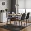 Písací Stôl Julian 150x70 Cm - farby dubu/čierna, Moderný, kov/drevo (70/150/75cm) - Modern Living