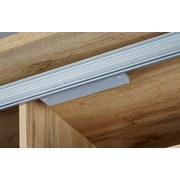Türdämpfer Beluga - Grau, KONVENTIONELL, Kunststoff (17,5/1,5/5cm)