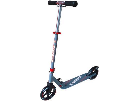 Scooter X-sports Dunkelblau - Dunkelblau, MODERN, Kunststoff (86/34/94cm)