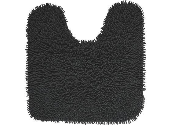 Predložka Do Wc Jenny - antracitová, textil (55/55cm) - Mömax modern living