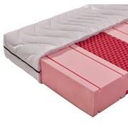 Komfortschaummatratze Comfort H2 140x200cm - Weiß, MODERN, Textil (140/200cm) - Primatex