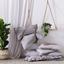 Povlečení Stone Washed Uni Ca. 140x200cm - světle šedá, Romantický / Rustikální, textil (140/200cm) - Modern Living