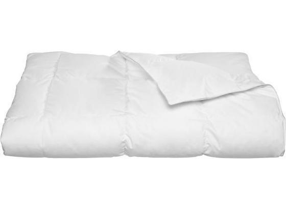 Přikrývka Modern- Střední - bílá, textil (135/200cm) - Nadana