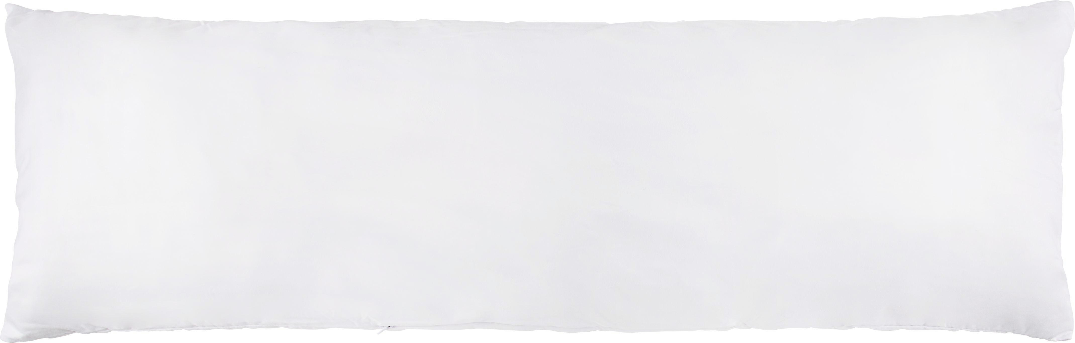 """Povlak Na Polštář Polštář- Spaní Na Boku """"isi"""" - bílá, textil (40/120cm) - MÖMAX modern living"""