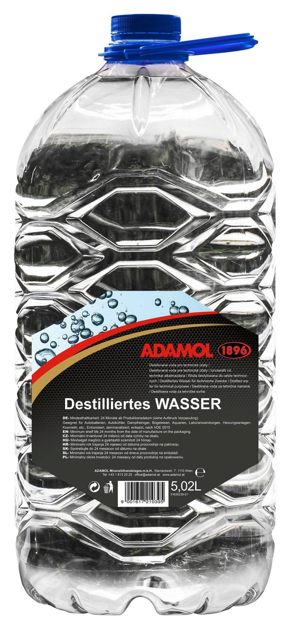 Destilliertes wasser adamol online kaufen ➤ möbelix