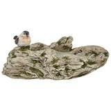 Pflanzenschale Alessian - Braun/Naturfarben, Basics, Kunststoff (45/20/21cm) - Ombra