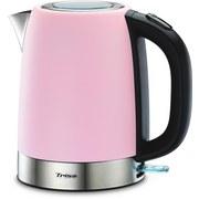 Wasserkocher Retro Line - Pink, MODERN, Kunststoff (15/15/21,7cm)
