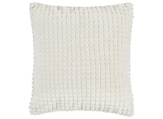 Poťah Na Vankúš Mary Soft - biela, Moderný, textil (45/45cm) - Mömax modern living