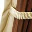 Sesselauflagenset Premium T: 120 cm - Beige, Basics, Textil (50/8-9/120cm) - Ambia Garden