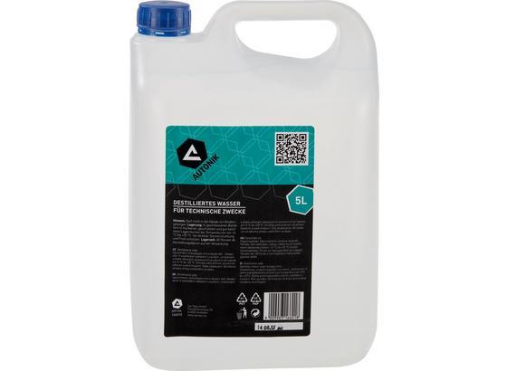 Destilovaná Voda 5 L - Konvenčný (5l)