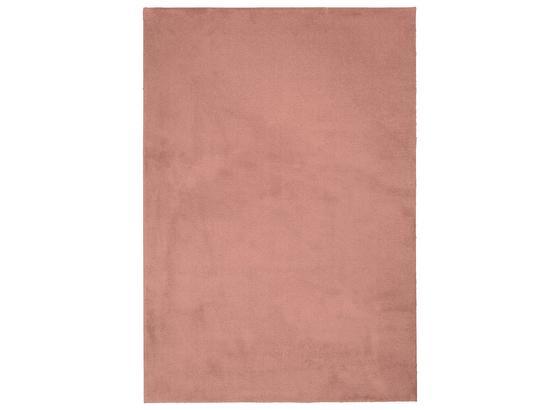 Všívaný Koberec Mailand 2 - ružová, Moderný, textil (133/180cm) - Modern Living