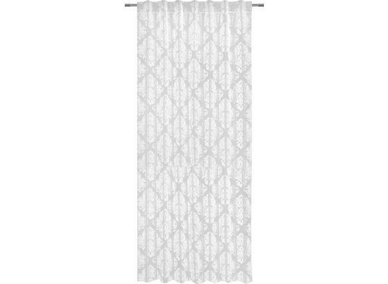 Závěs Charles - bílá, Lifestyle, textil (140/245cm) - Mömax modern living