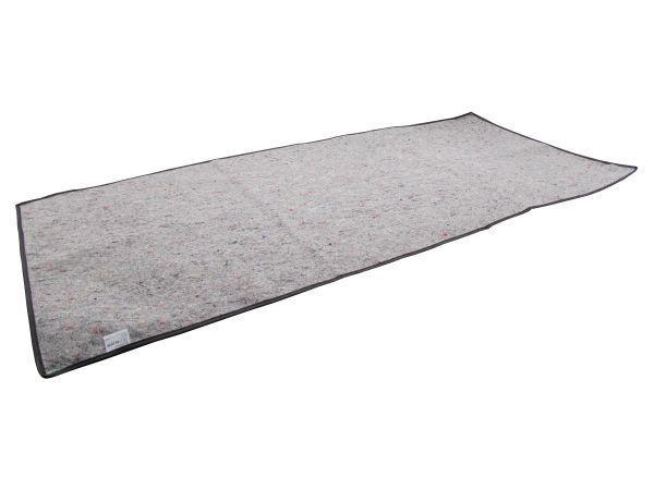 Matracvédő Primatex - szürke, textil (88/198cm)