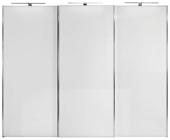 Skriňa S Posuvnými Dvermi Sonate 336x240cm - biela, Moderný, drevo (336/240/68cm) - Luca Bessoni