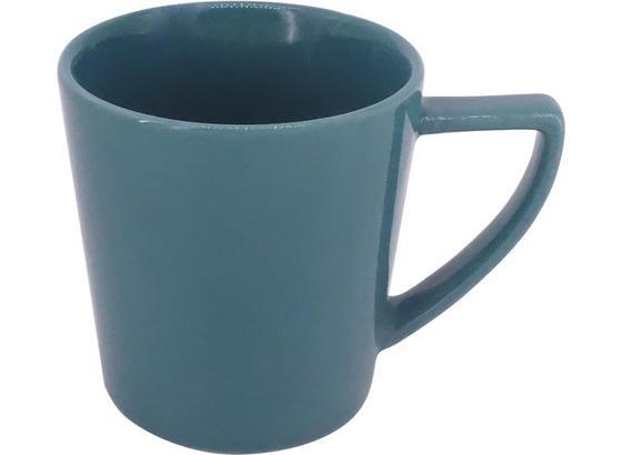 Hrnček Na Kávu Merit - petrolejová, Moderný, keramika (8,7/9cm) - Premium Living