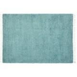 Webteppich Luca - Hellblau, MODERN, Textil (160/230cm) - Luca Bessoni