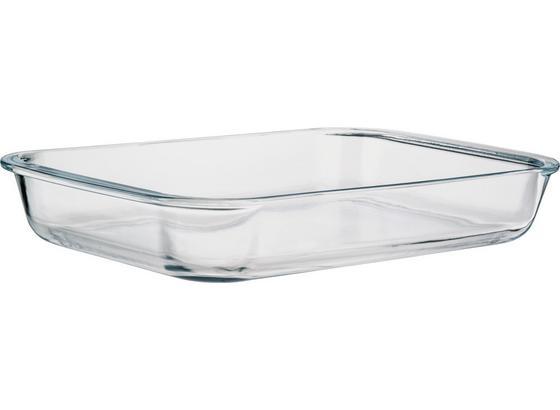 Forma Na Nákyp Greta - číre, sklo (34,2/5,2/20,7cm) - Mömax modern living