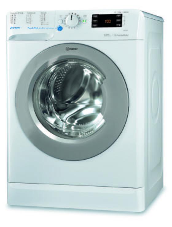 Waschmaschine Bwe 81683x Wsss Eu Indesit Online Kaufen Mobelix